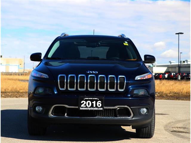 2016 Jeep Cherokee Limited (Stk: LC9525A) in London - Image 2 of 22