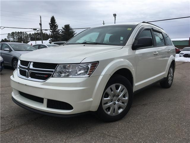 2016 Dodge Journey CVP/SE Plus (Stk: 19216A) in Pembroke - Image 1 of 20