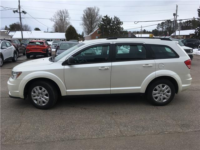2016 Dodge Journey CVP/SE Plus (Stk: 19216A) in Pembroke - Image 2 of 20