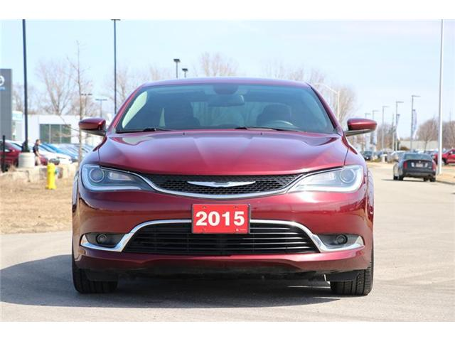 2015 Chrysler 200 Limited (Stk: LUU8579A) in London - Image 2 of 22