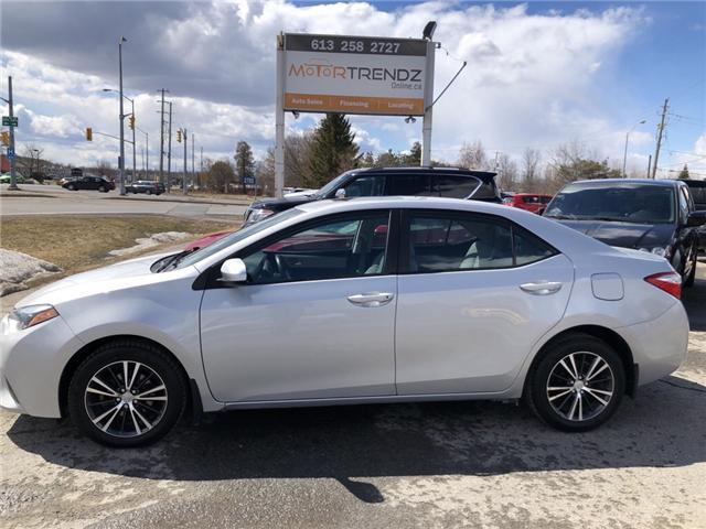 2016 Toyota Corolla LE (Stk: -) in Kemptville - Image 2 of 26