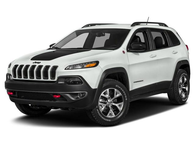2018 Jeep Cherokee Trailhawk (Stk: LC8324) in London - Image 1 of 10