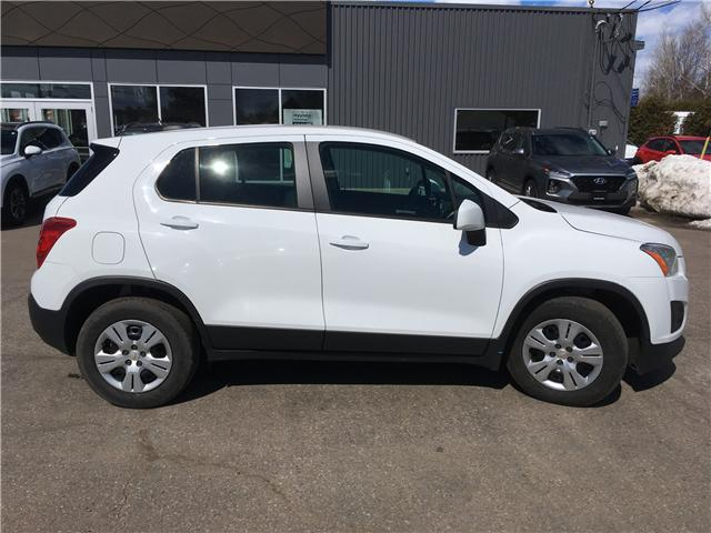 2015 Chevrolet Trax LS (Stk: 19284A) in Pembroke - Image 6 of 22