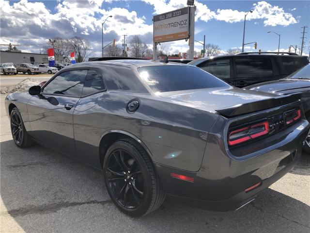 2018 Dodge Challenger SXT (Stk: -) in Kemptville - Image 4 of 26