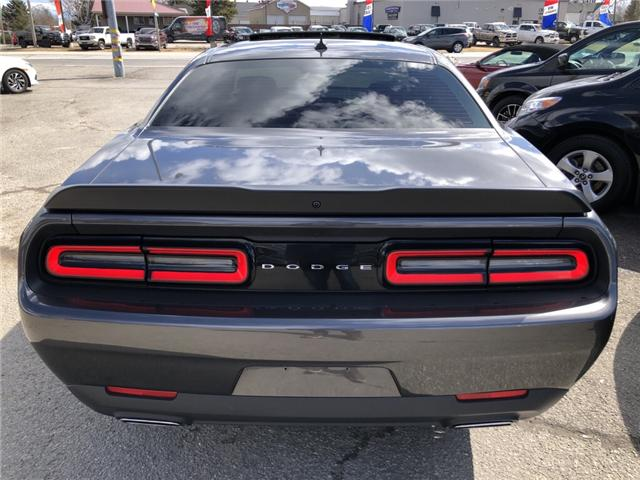 2018 Dodge Challenger SXT (Stk: -) in Kemptville - Image 5 of 26