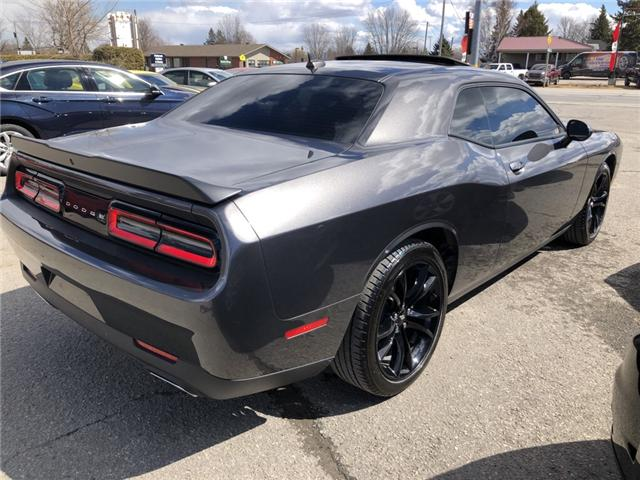 2018 Dodge Challenger SXT (Stk: -) in Kemptville - Image 6 of 26