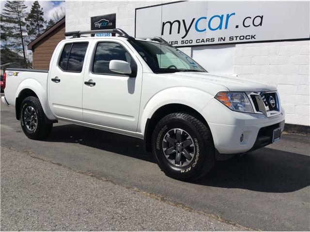 2018 Nissan Frontier PRO-4X (Stk: 190393) in Richmond - Image 1 of 20