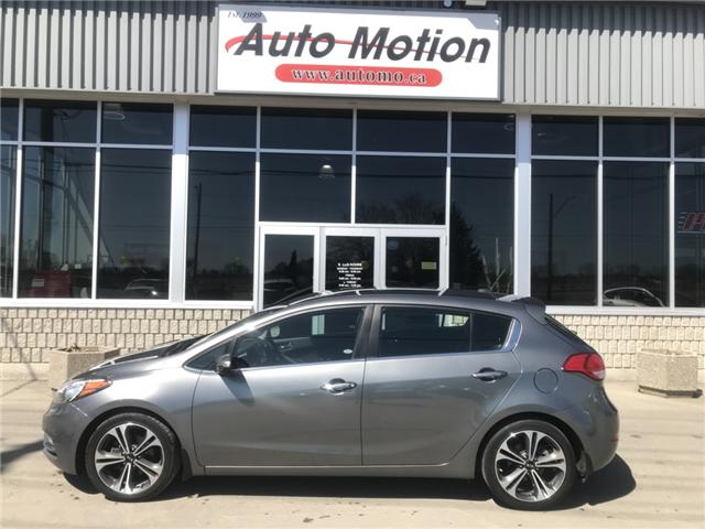 2015 Kia Forte  (Stk: 19308) in Chatham - Image 2 of 16