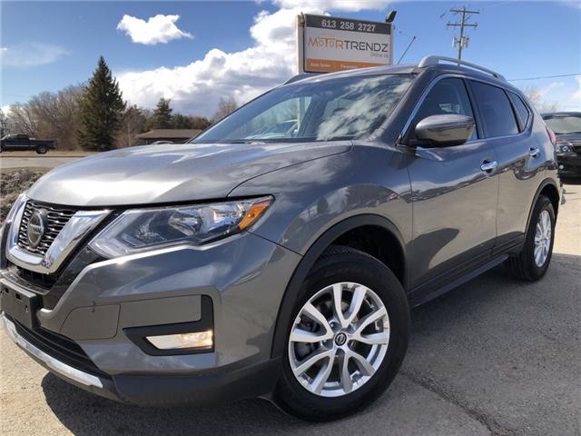2018 Nissan Rogue SV (Stk: -) in Kemptville - Image 1 of 30
