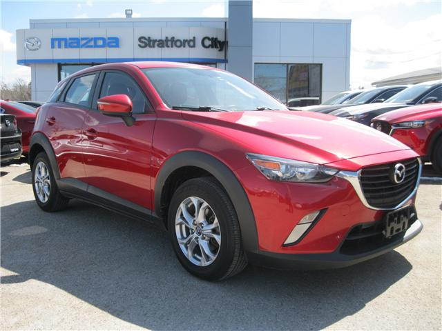 2016 Mazda CX-3 GS (Stk: 18272A) in Stratford - Image 1 of 21
