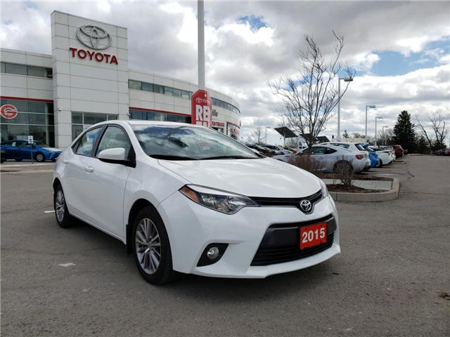 2015 Toyota Corolla LE (Stk: P1749) in Whitchurch-Stouffville - Image 2 of 13