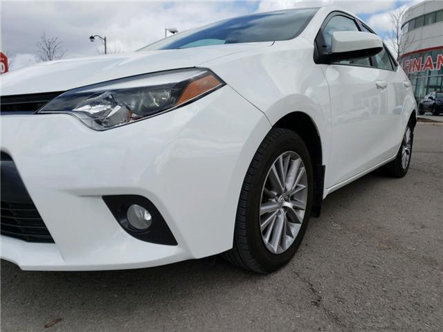2015 Toyota Corolla LE (Stk: P1749) in Whitchurch-Stouffville - Image 3 of 13