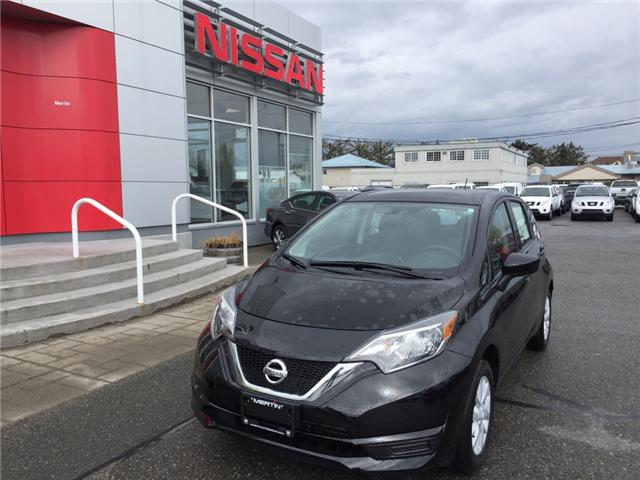 2019 Nissan Versa Note SV (Stk: N91-0869) in Chilliwack - Image 1 of 17