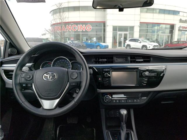 2015 Toyota Corolla LE (Stk: P1749) in Whitchurch-Stouffville - Image 5 of 13