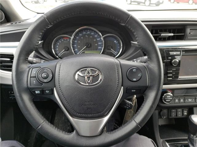 2015 Toyota Corolla LE (Stk: P1749) in Whitchurch-Stouffville - Image 8 of 13