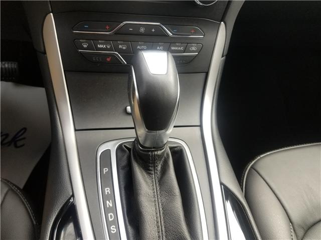 2018 Ford Edge SEL (Stk: P1555) in Saskatoon - Image 25 of 28