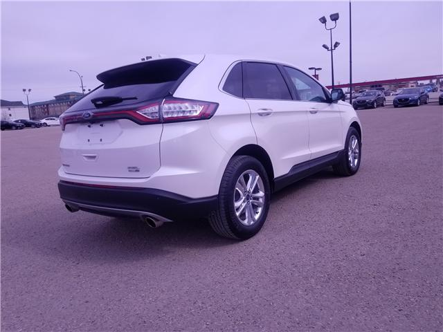 2018 Ford Edge SEL (Stk: P1555) in Saskatoon - Image 4 of 28