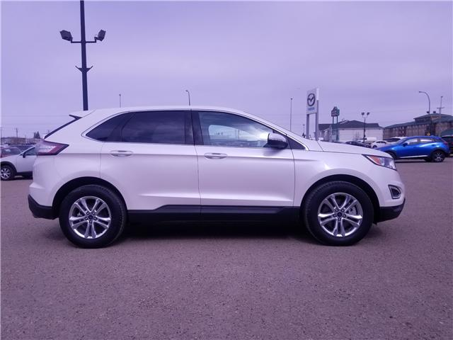 2018 Ford Edge SEL (Stk: P1555) in Saskatoon - Image 5 of 28