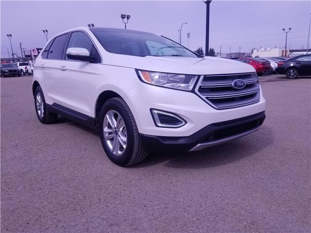 2018 Ford Edge SEL (Stk: P1555) in Saskatoon - Image 6 of 28