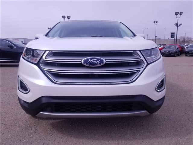 2018 Ford Edge SEL (Stk: P1555) in Saskatoon - Image 7 of 28