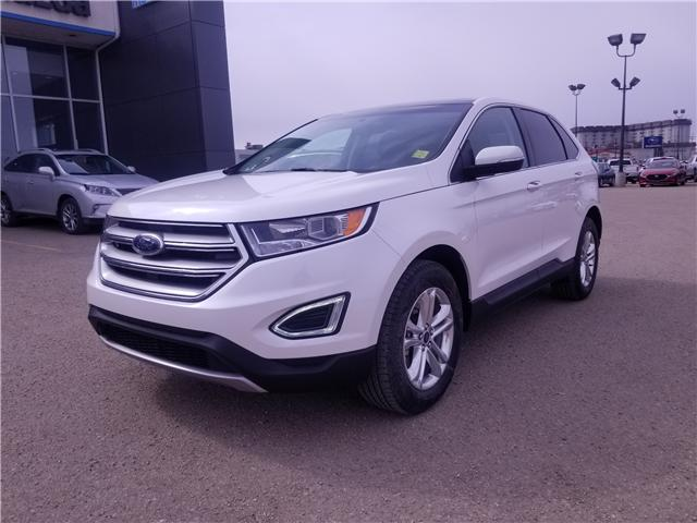 2018 Ford Edge SEL (Stk: P1555) in Saskatoon - Image 10 of 28