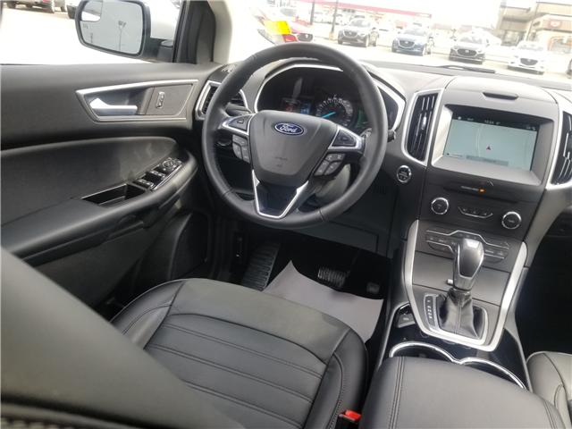 2018 Ford Edge SEL (Stk: P1555) in Saskatoon - Image 19 of 28