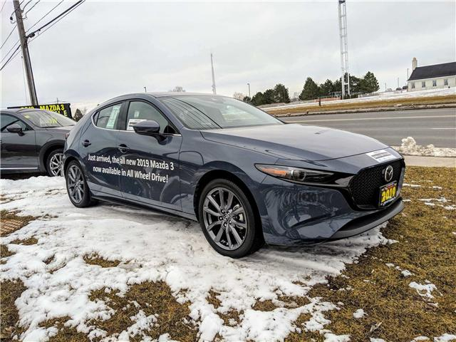 2019 Mazda Mazda3 GT (Stk: K7557) in Peterborough - Image 1 of 1