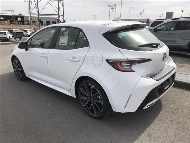 2019 Toyota Corolla Hatchback SE Upgrade Package (Stk: 190236) in Cochrane - Image 3 of 14