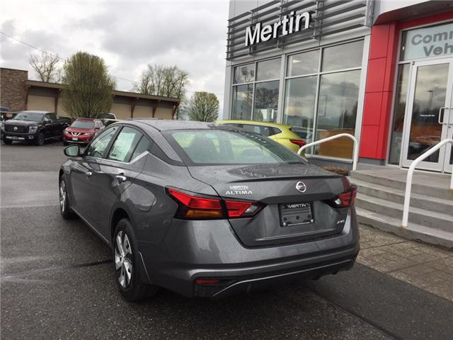 2019 Nissan Altima 2.5 S (Stk: N93-8677) in Chilliwack - Image 8 of 17