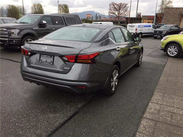 2019 Nissan Altima 2.5 S (Stk: N93-8677) in Chilliwack - Image 6 of 17