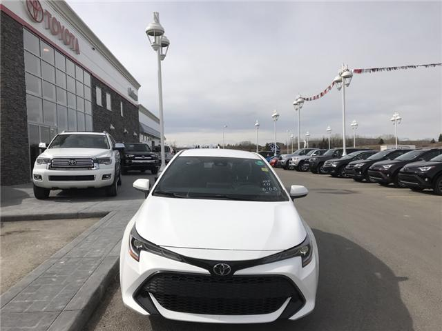 2019 Toyota Corolla Hatchback SE Upgrade Package (Stk: 190236) in Cochrane - Image 8 of 14