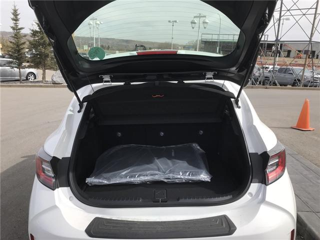 2019 Toyota Corolla Hatchback SE Upgrade Package (Stk: 190236) in Cochrane - Image 10 of 14
