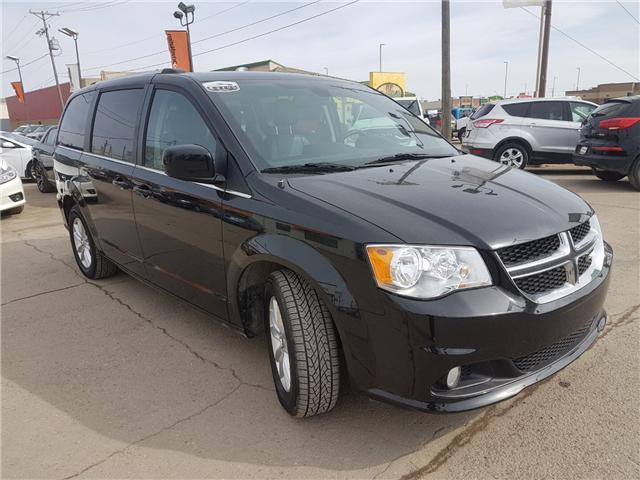 2018 Dodge Grand Caravan CVP/SXT (Stk: A2743) in Saskatoon - Image 8 of 22