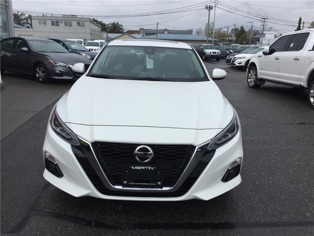 2019 Nissan Altima 2.5 SV (Stk: N93-7034) in Chilliwack - Image 2 of 16