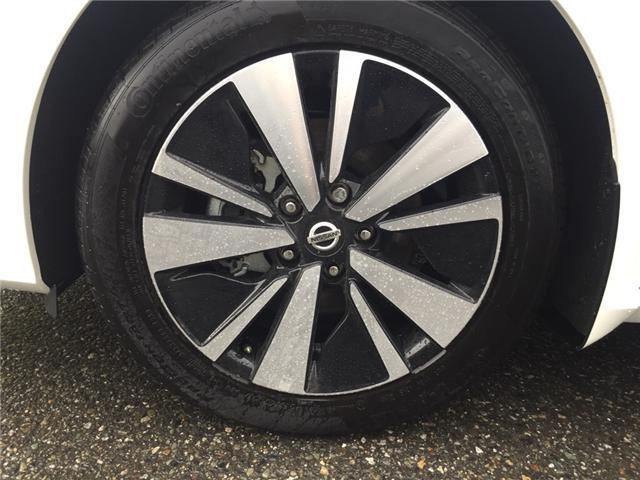 2019 Nissan Altima 2.5 SV (Stk: N93-7034) in Chilliwack - Image 9 of 16