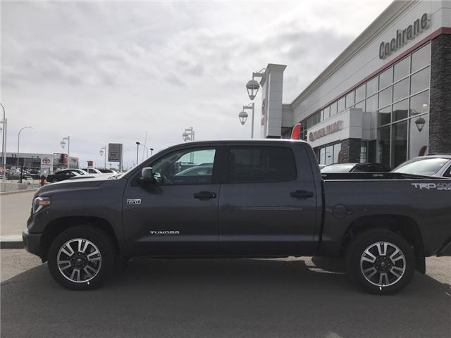 2019 Toyota Tundra TRD Sport Package (Stk: 190227) in Cochrane - Image 2 of 14