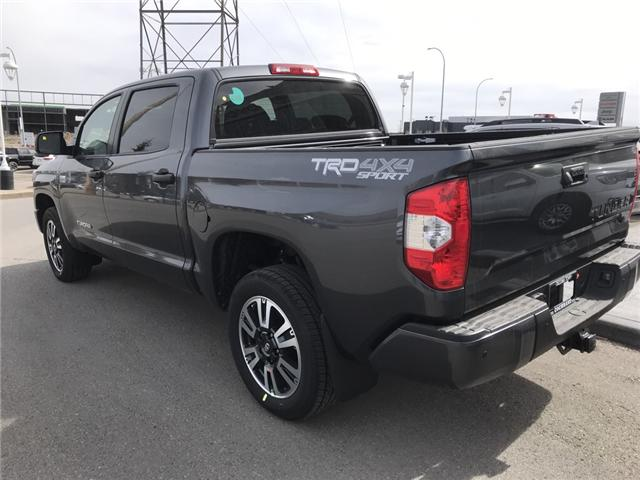 2019 Toyota Tundra TRD Sport Package (Stk: 190227) in Cochrane - Image 3 of 14