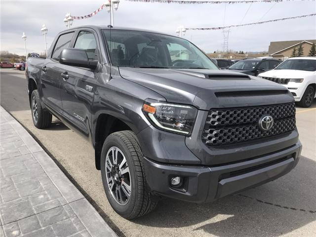 2019 Toyota Tundra TRD Sport Package (Stk: 190227) in Cochrane - Image 7 of 14