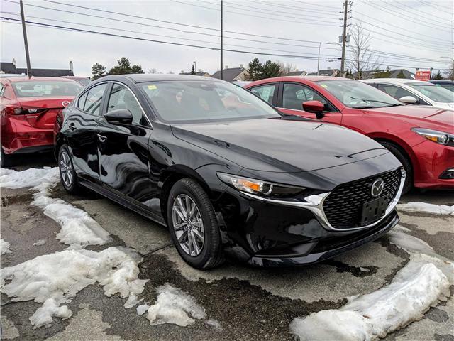 2019 Mazda Mazda3 GS (Stk: K7622) in Peterborough - Image 1 of 1