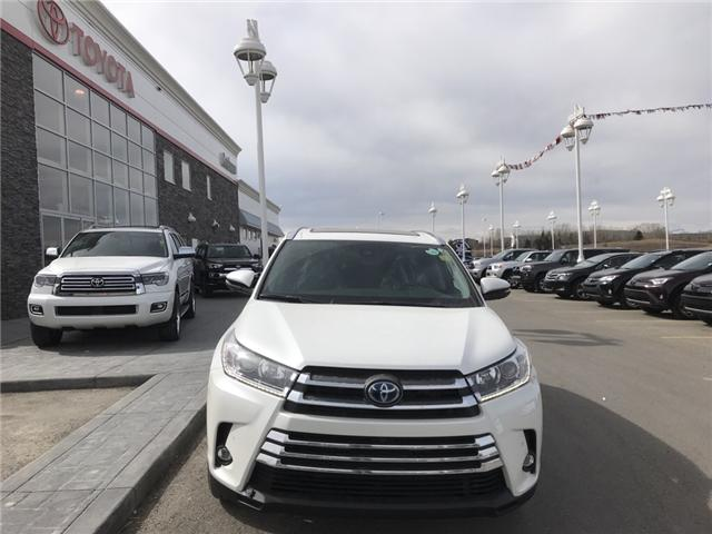 2019 Toyota Highlander Hybrid Limited (Stk: 190203) in Cochrane - Image 8 of 14