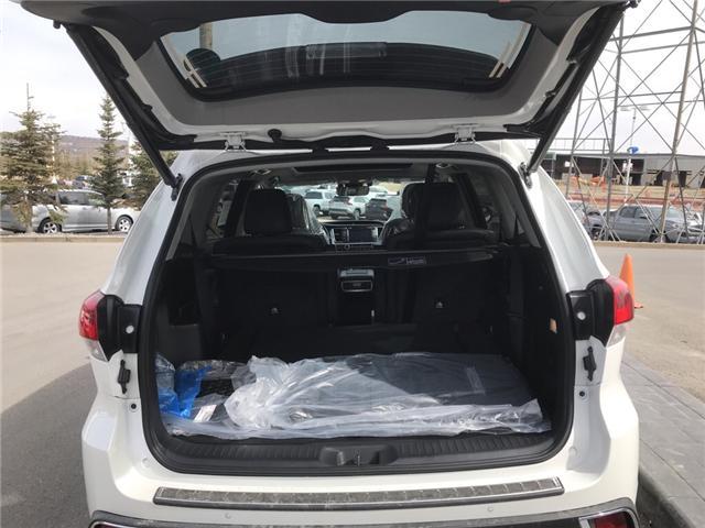 2019 Toyota Highlander Hybrid Limited (Stk: 190203) in Cochrane - Image 10 of 14