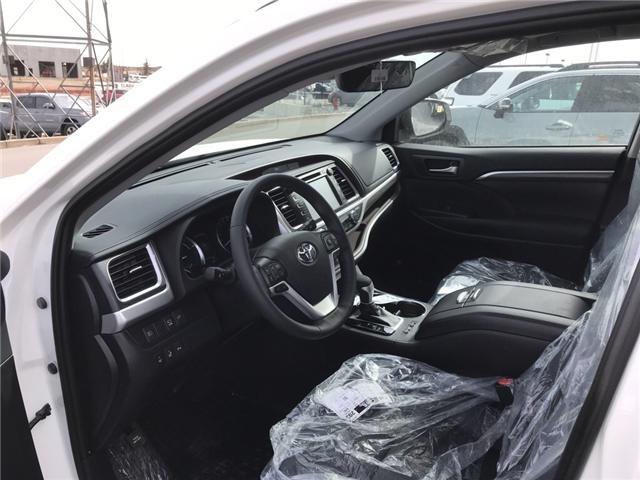 2019 Toyota Highlander Hybrid Limited (Stk: 190203) in Cochrane - Image 11 of 14