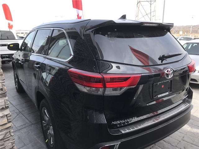 2019 Toyota Highlander Limited (Stk: 190187) in Cochrane - Image 3 of 12
