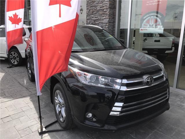 2019 Toyota Highlander Limited (Stk: 190187) in Cochrane - Image 7 of 12