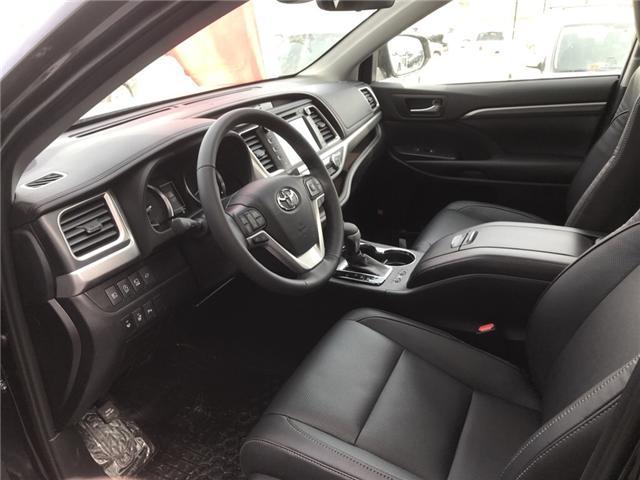 2019 Toyota Highlander Limited (Stk: 190187) in Cochrane - Image 11 of 12