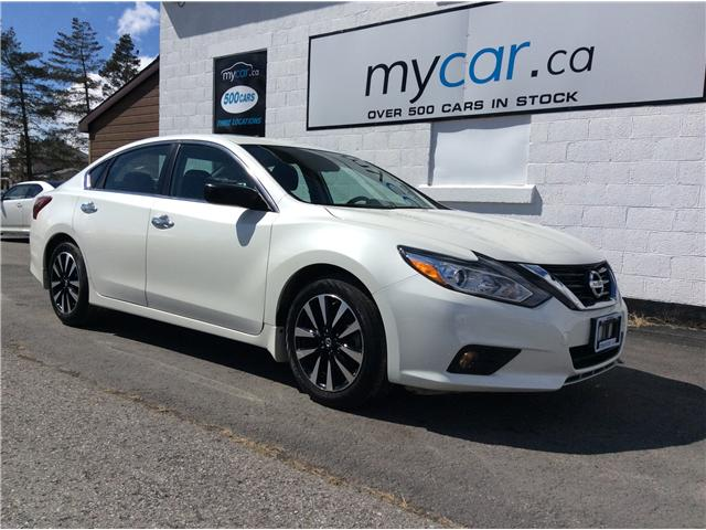 2018 Nissan Altima 2.5 SV (Stk: 190329) in North Bay - Image 1 of 21