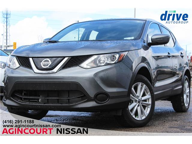 2019 Nissan Qashqai S (Stk: U12460) in Scarborough - Image 1 of 21