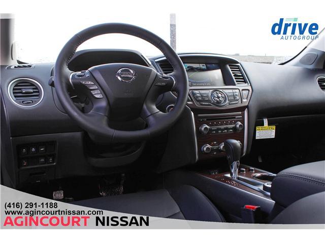 2018 Nissan Pathfinder Platinum (Stk: U12457) in Scarborough - Image 2 of 25