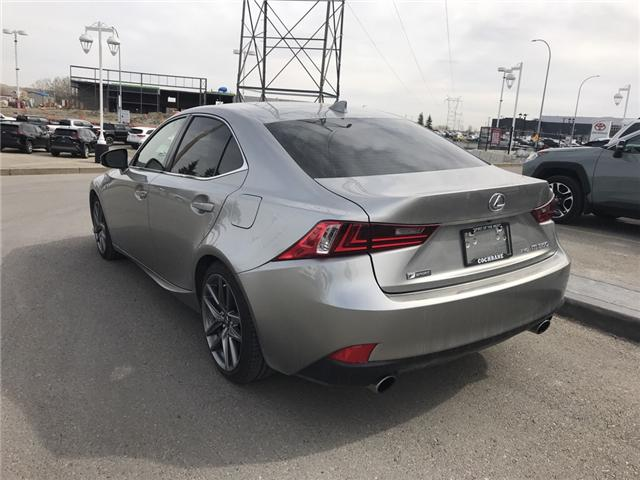 2016 Lexus IS 350 Base (Stk: 2803) in Cochrane - Image 3 of 15