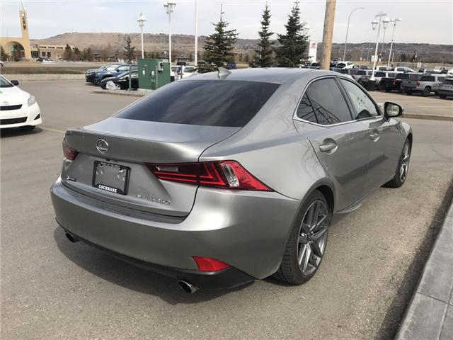 2016 Lexus IS 350 Base (Stk: 2803) in Cochrane - Image 5 of 15